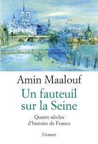 Image de couverture (Un fauteuil sur la Seine)