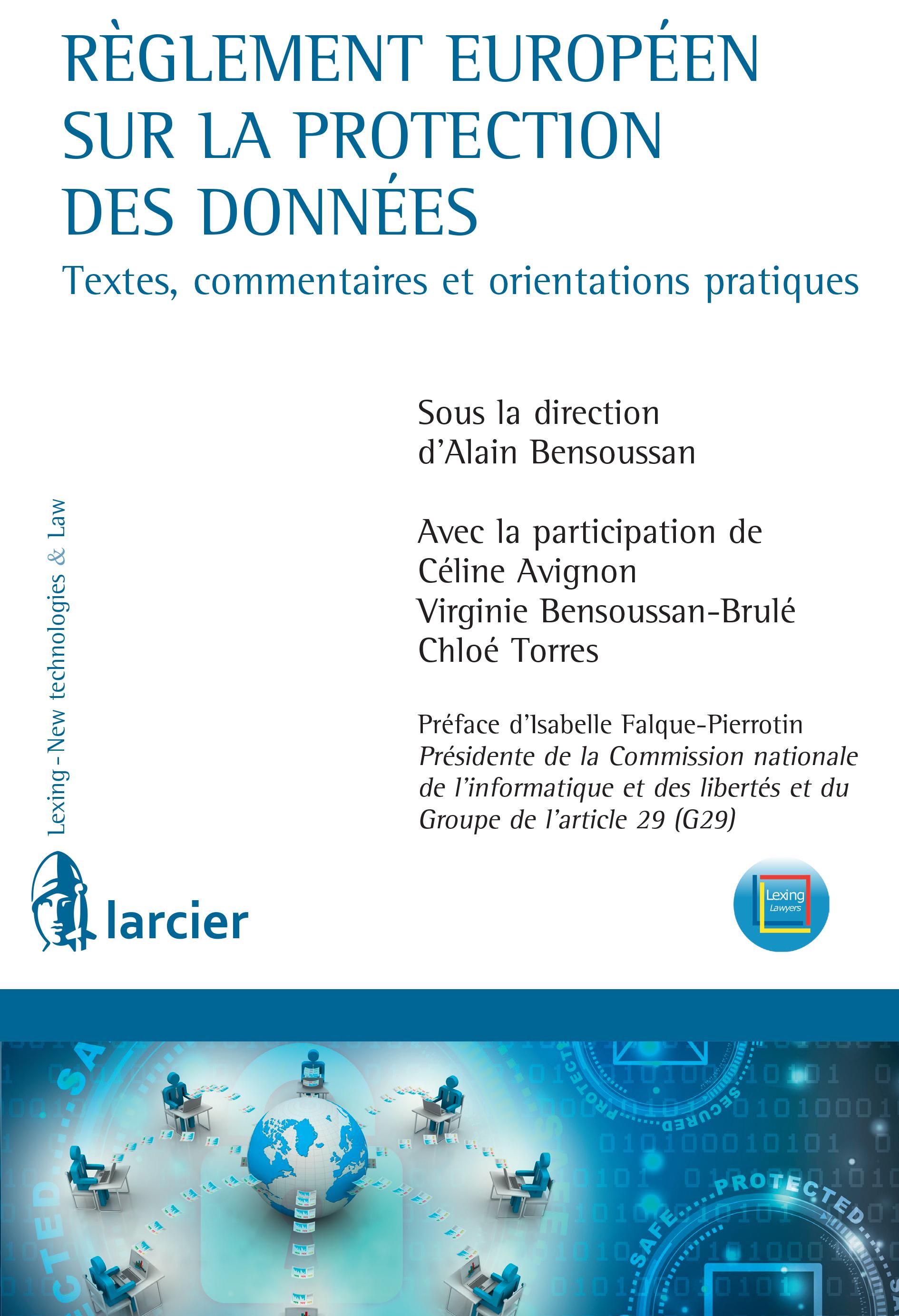 Règlement européen sur la protection des données