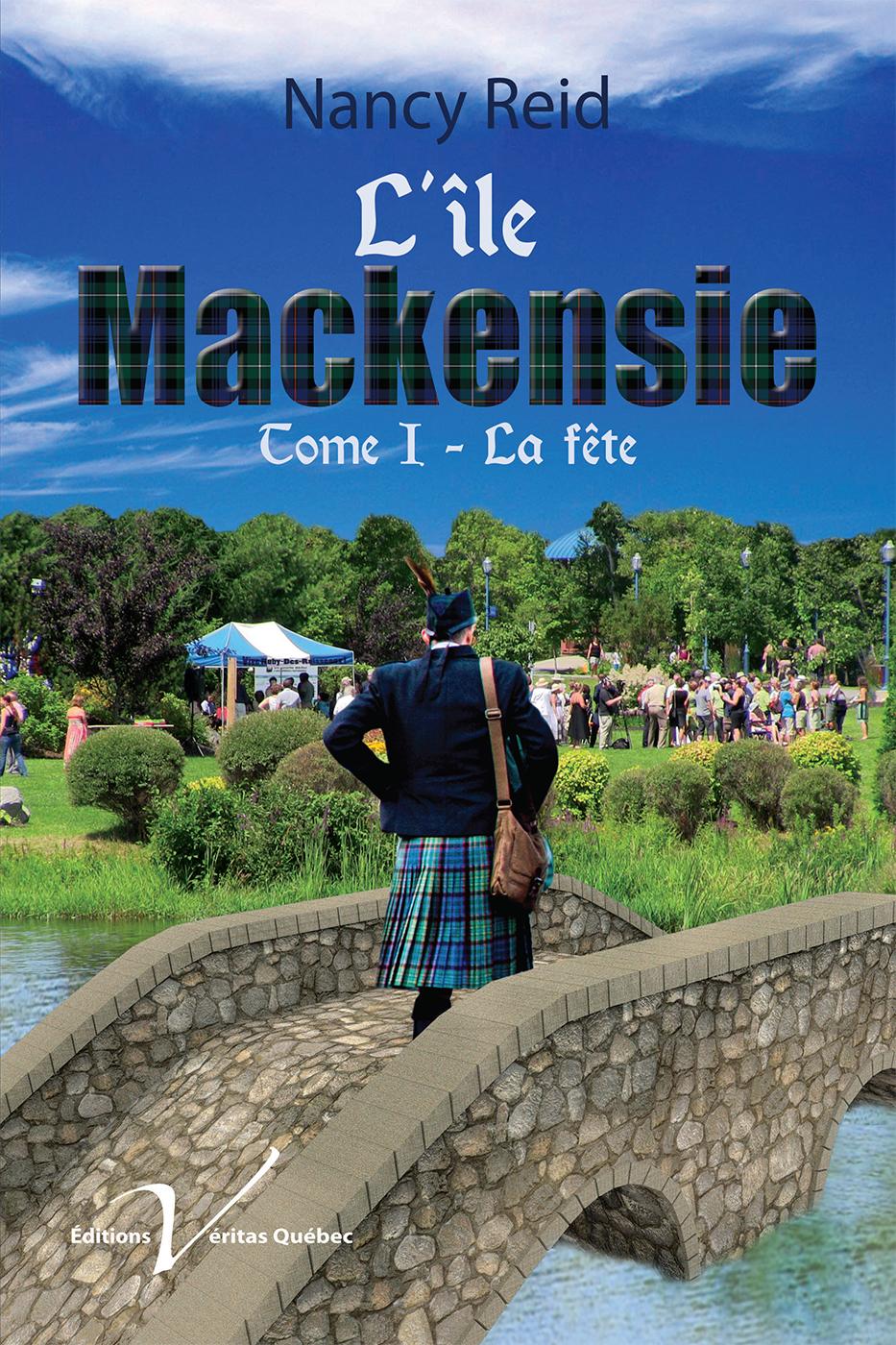 L'île Mackensie, tome 1 : L...