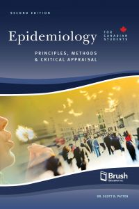 Cover image (Epidemiology for Canadian Students, 2nd ed.)