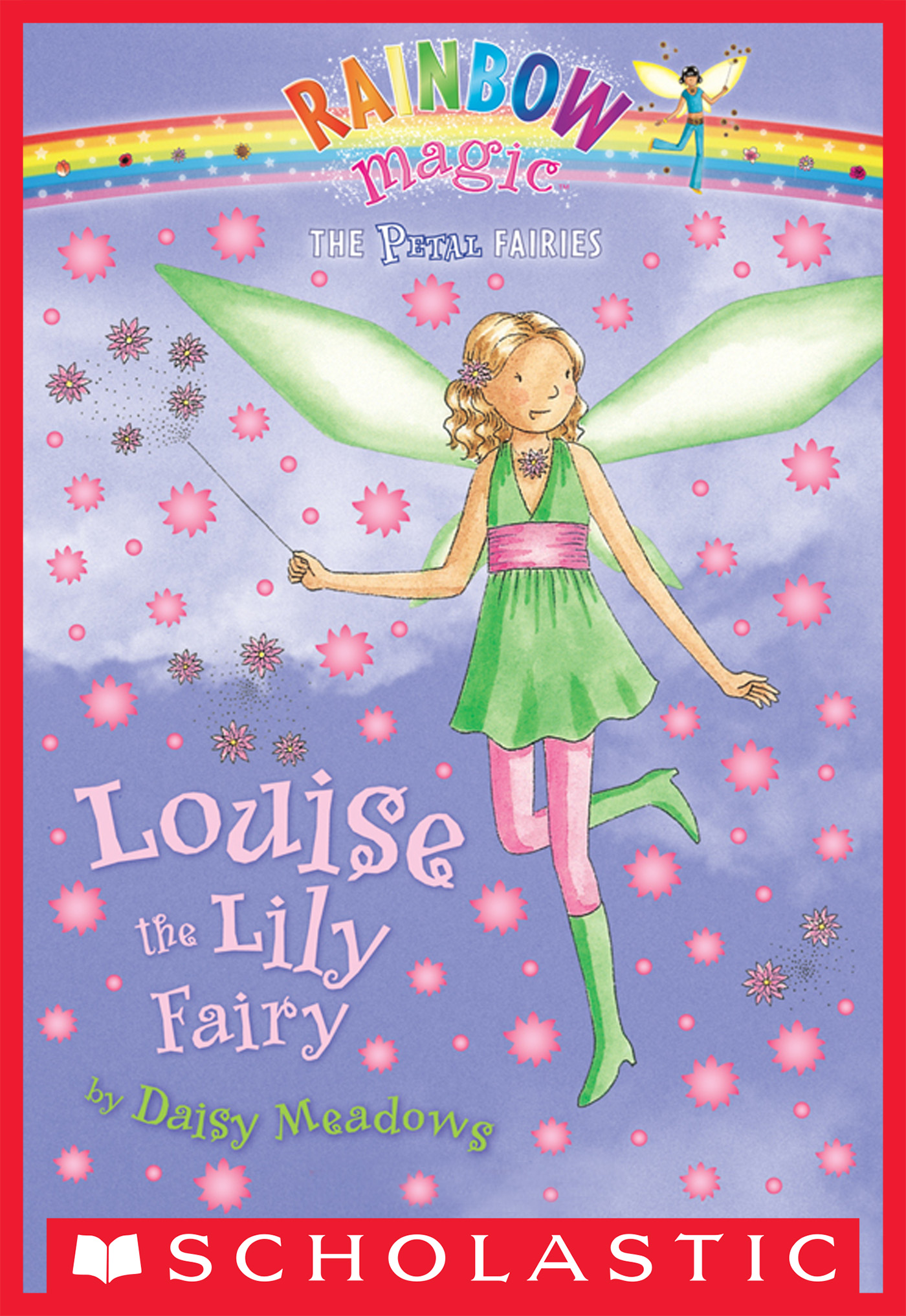 Vignette du livre Louise The Lili Fairy - Daisy Meadows