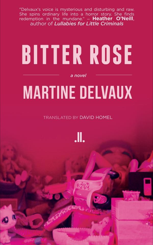 Vignette du livre Bitter Rose