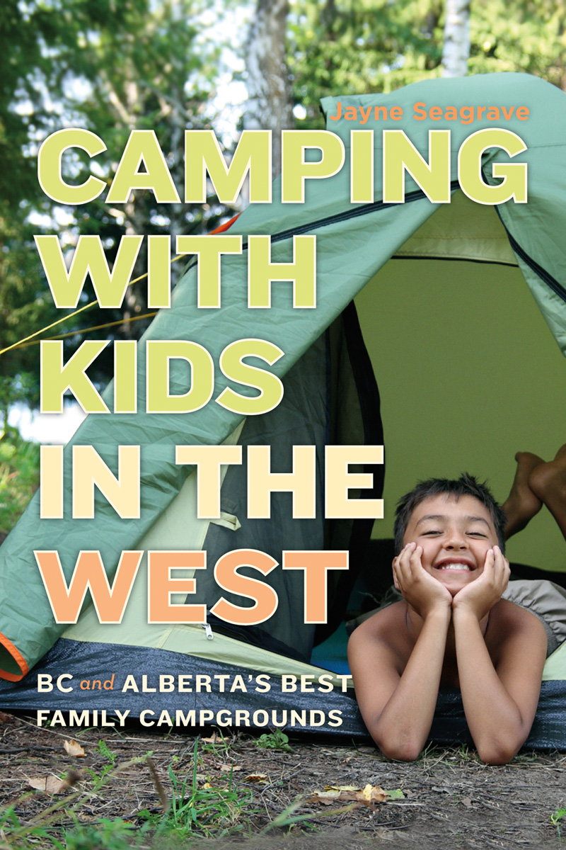 Camping with Kids in the West