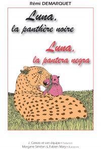 Image de couverture (Luna, la pantera negra - Luna, la panthère noire)