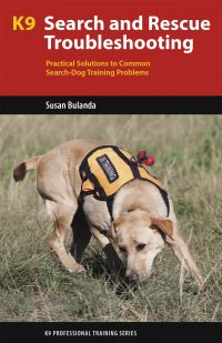 Cover image (K9 Search and Rescue Troubleshooting)