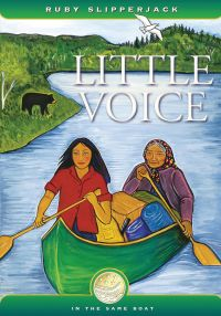 Cover image (Little Voice)