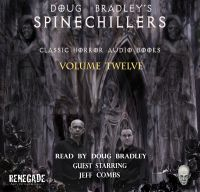 Cover image (Doug Bradley's Spinechillers Volume Twelve)