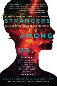 Cover image (Strangers Among Us)