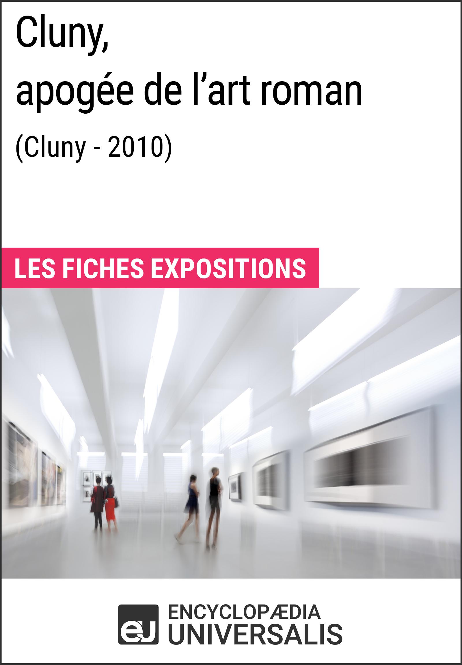Cluny, apogée de l'art roman (Cluny - 2010)