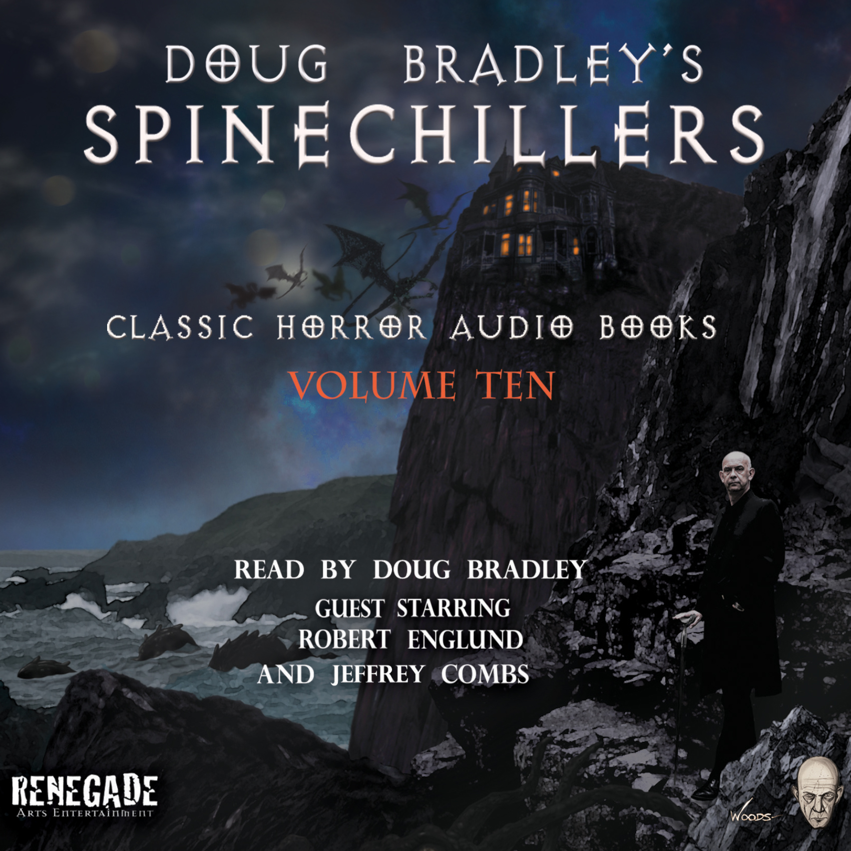 Doug Bradley's Spinechillers Volume Ten
