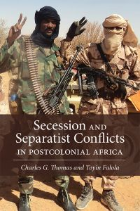 Cover image (Secession and Separatist Conflicts in Postcolonial Africa)