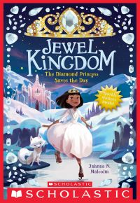 Image de couverture (The  Diamond Princess Saves the Day (Jewel Kingdom #4))