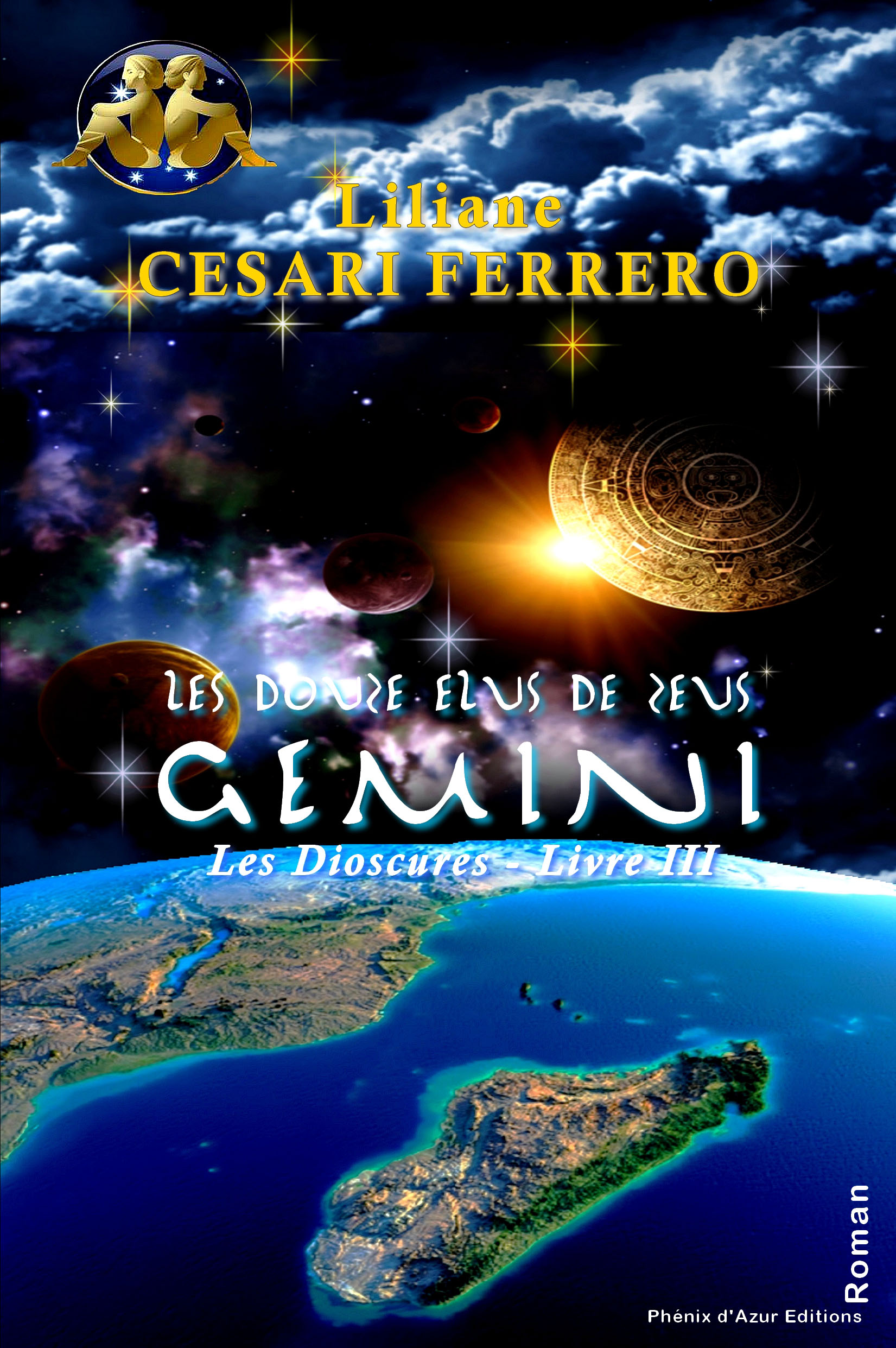 Gemini, Les douze élus de Zeus