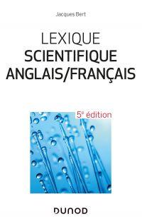 Lexique scientifique anglais/français - 5e éd.