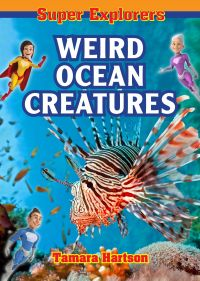Cover image (Weird Ocean Creatures)