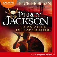 Percy Jackson 4 - La Bataille du labyrinthe
