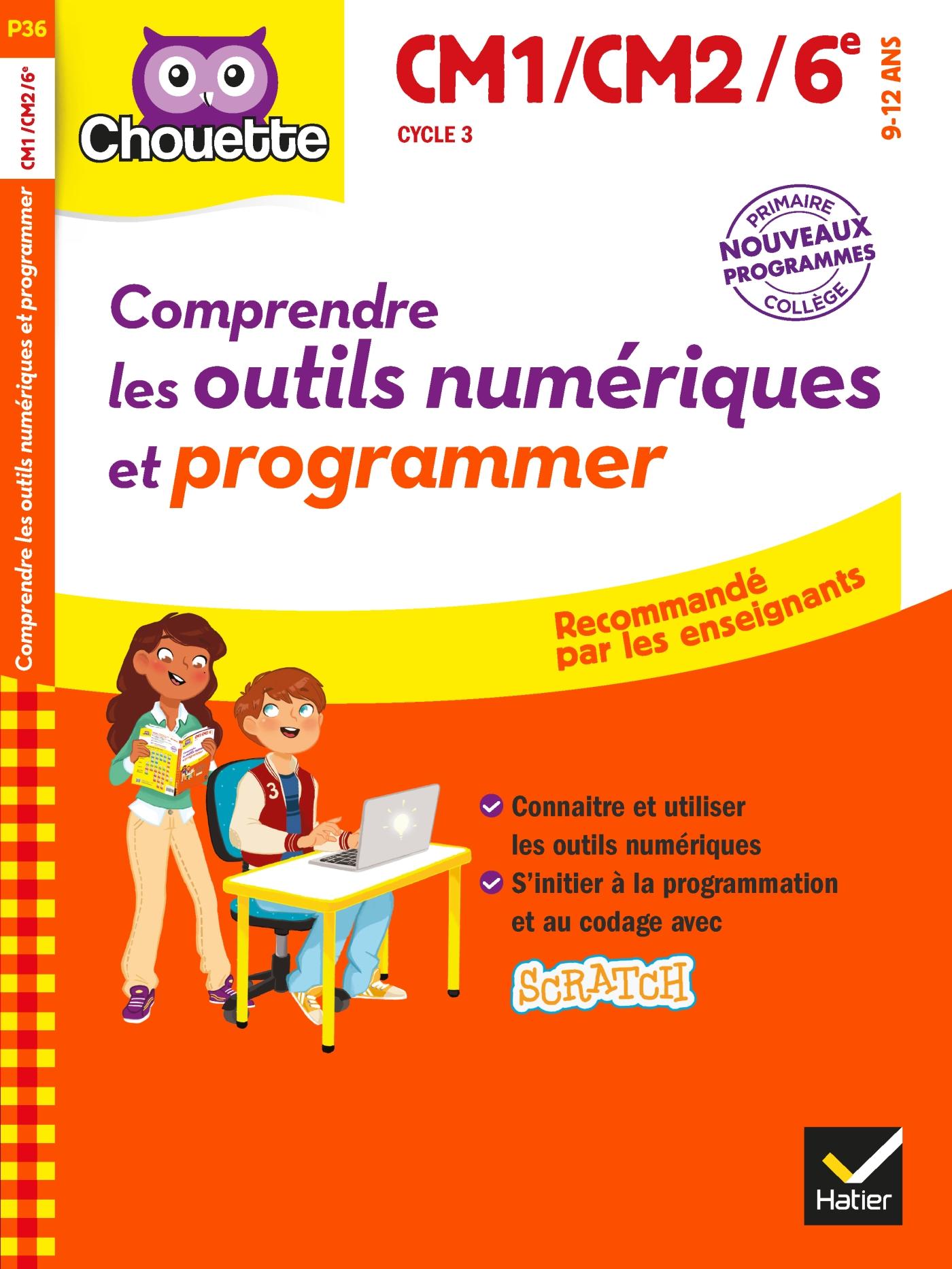 Comprendre les outils numériques et programmer