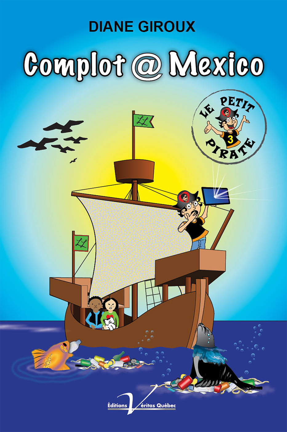 Le petit pirate, tome 3 : C...