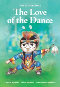 Cover image (Siha Tooskin Knows the Love of the Dance)