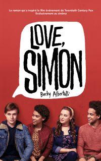 Image de couverture (Love Simon - tie-in (Moi, Simon, 16 ans, Homo Sapiens))