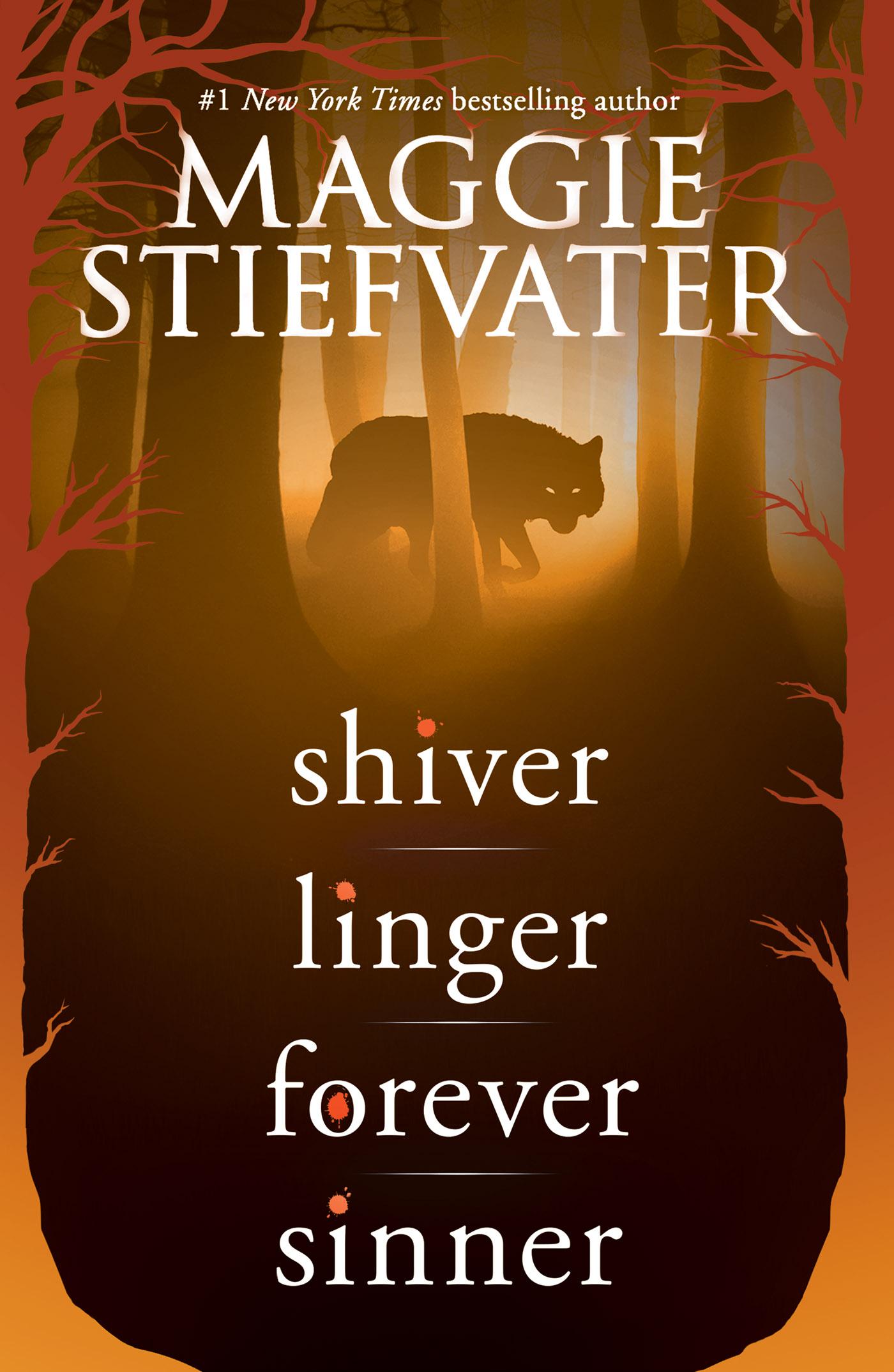 Shiver Series (Shiver, Linger, Forever, Sinner)