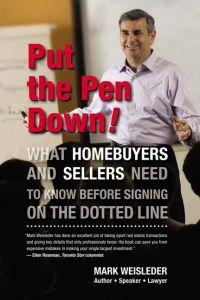 Put the Pen Down!