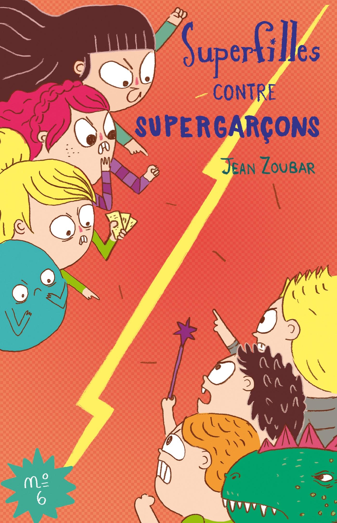 Super filles contre super garçons