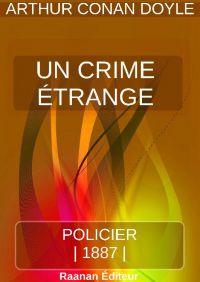 UN CRIME ÉTRANGE