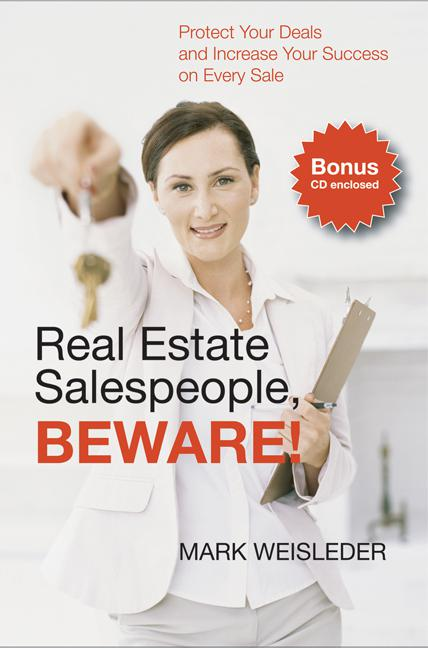 Real Estate Salespeople, Be...