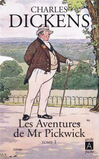Image de couverture (Les aventures de Mr Pickwick T1)