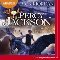 Percy Jackson 3 - Le Sort du Titan