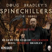 Cover image (Doug Bradley's Spinechillers Volume Five)