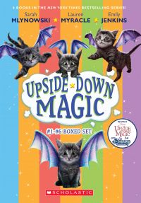 Image de couverture (The Upside-Down Magic Collection (Books 1-6))