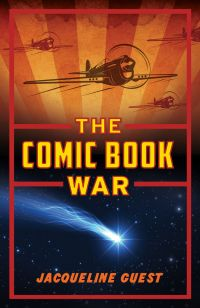 Cover image (The Comic Book War)