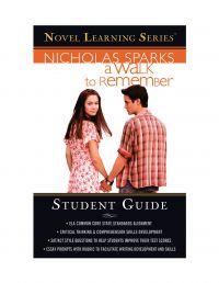 Image de couverture (A Walk to Remember)