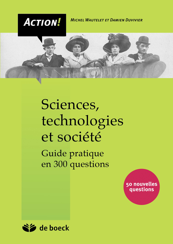 Sciences, technologies et société