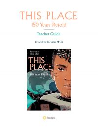 Cover image (This Place: 150 Years Retold Teacher Guide)
