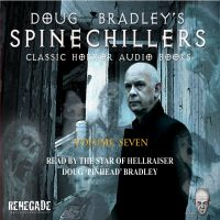 Cover image (Doug Bradley's Spinechillers Volume Seven)