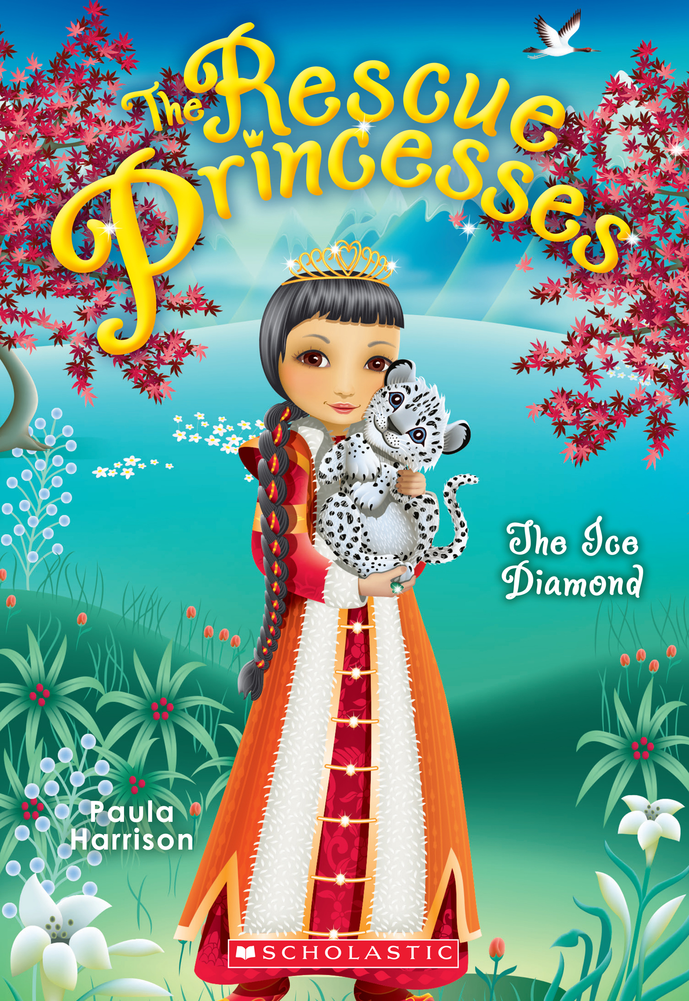Rescue Princesses #10: The Ice Diamond