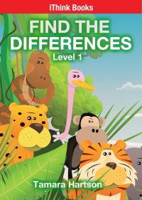 Cover image (Find the Differences Level 1)