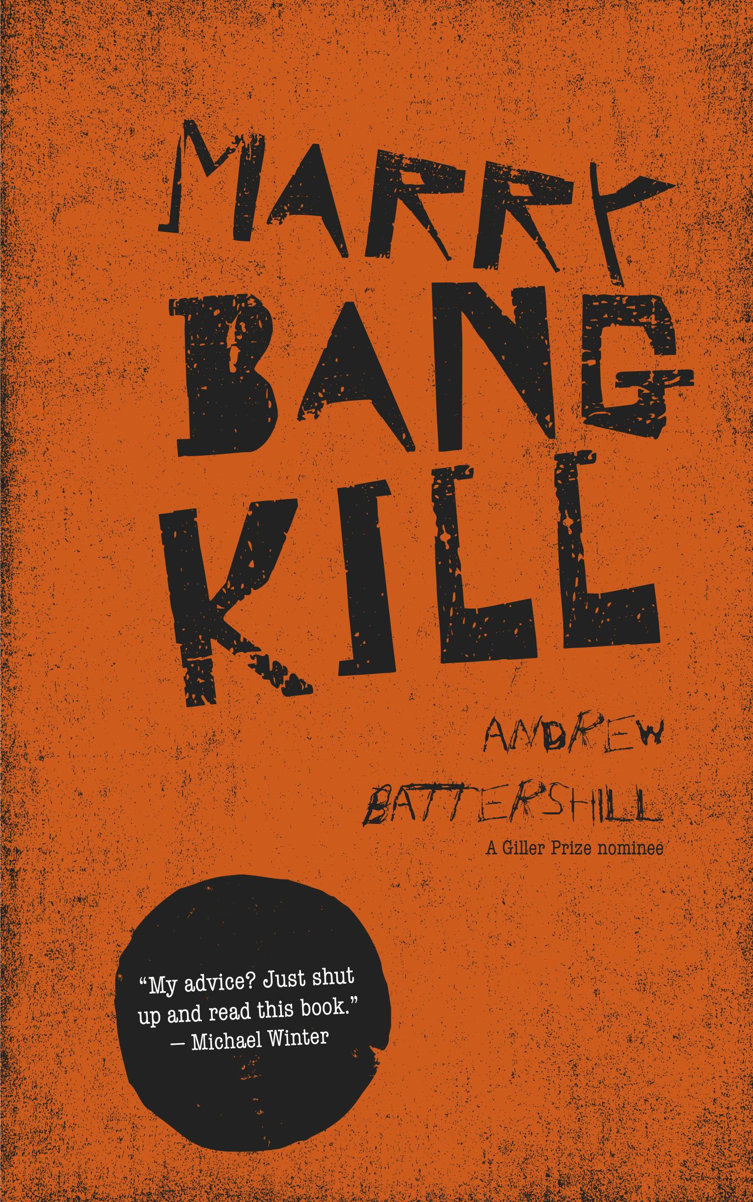 MARRY, BANG, KILL