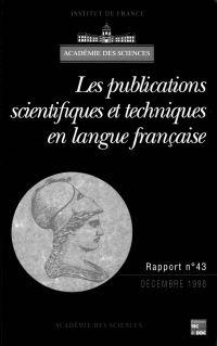 Les publications scientifiq...