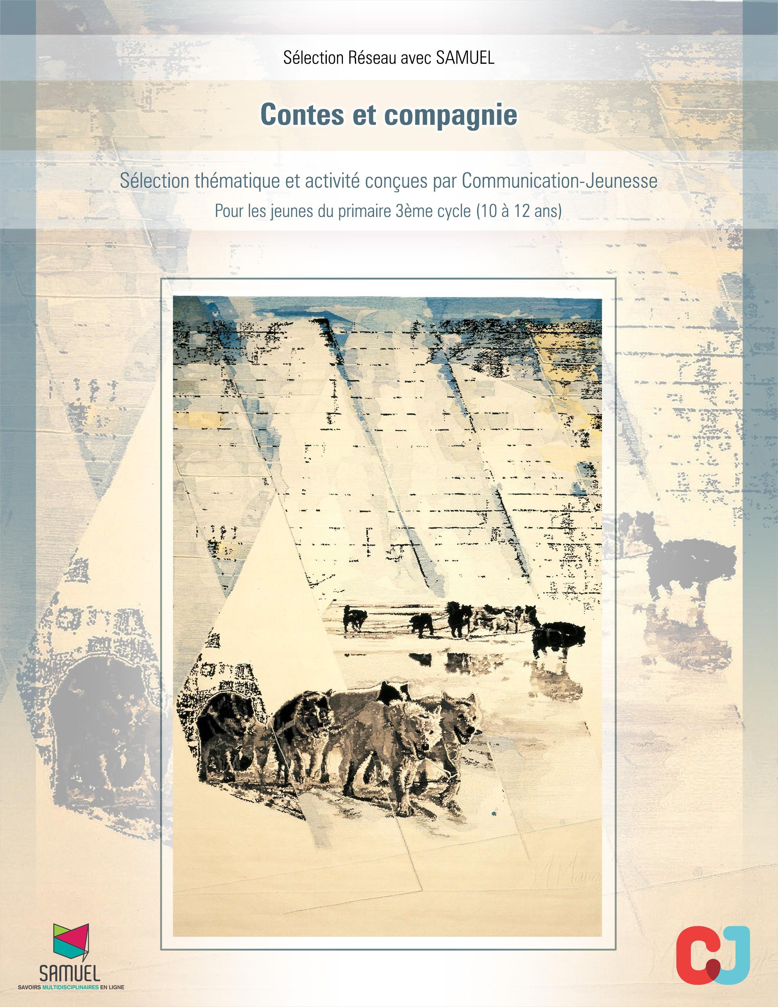 SAÉ - Contes et compagnie (3e cycle)