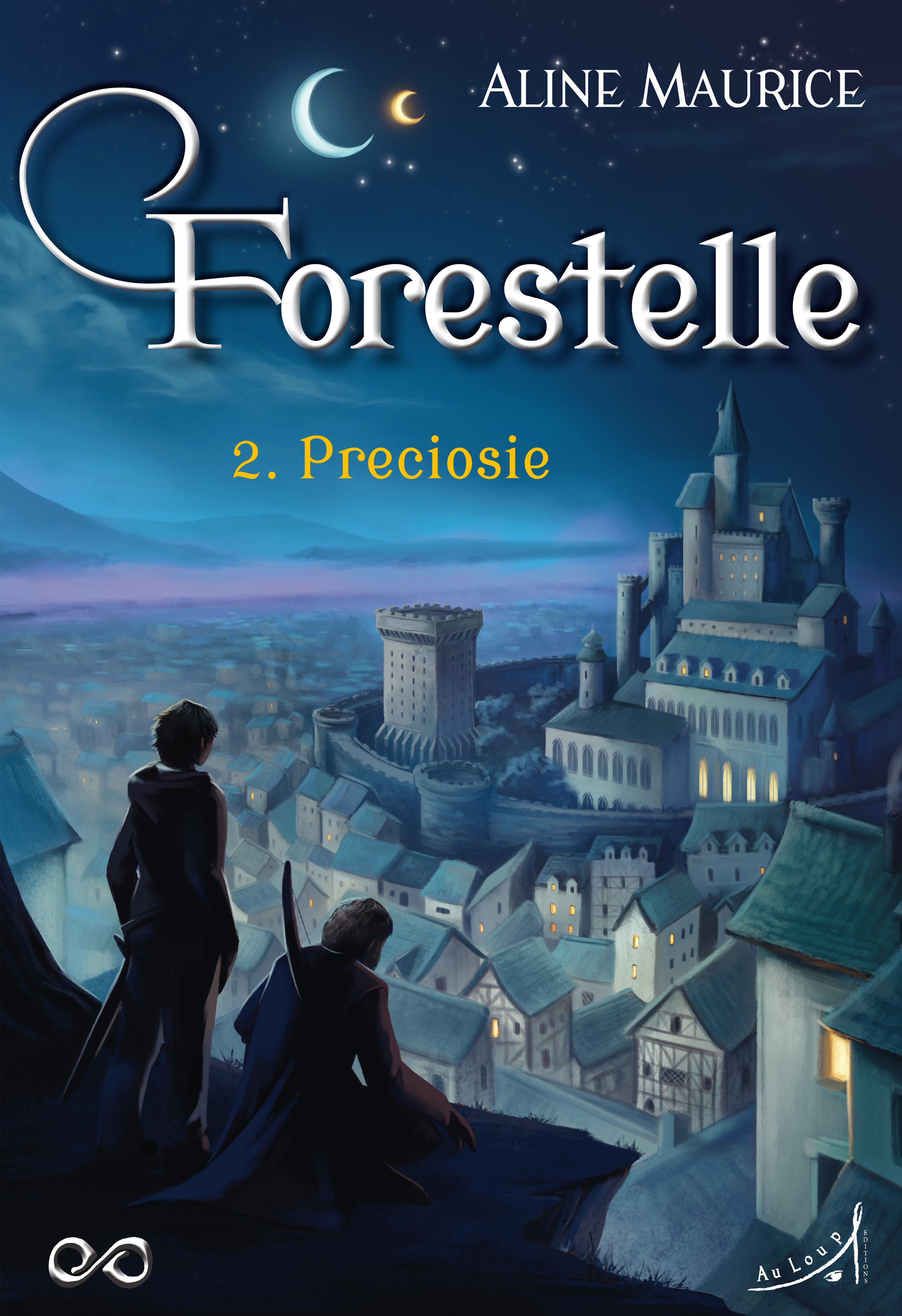 Forestelle - Tome 2
