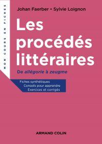 Les procédés littéraires
