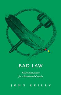 Cover image (Bad Law)