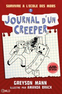 Image de couverture (Journal d'un creeper T1)