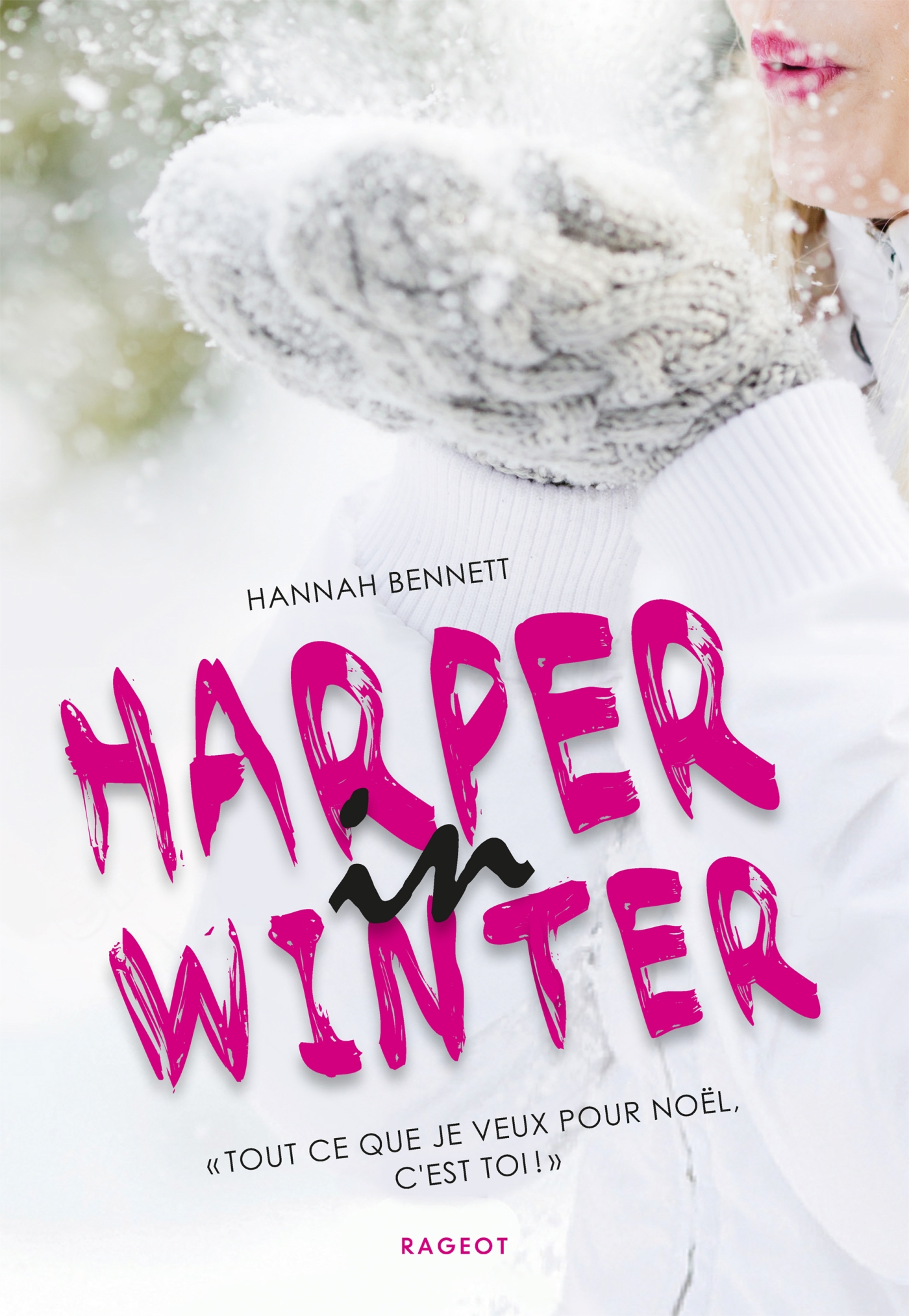 Harper in winter