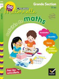 Activités de maths Grande Section