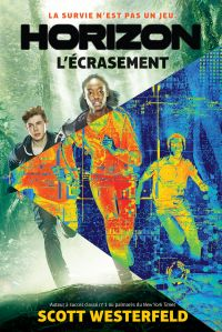 Cover image (Horizon : N° 1 - L'écrasement)